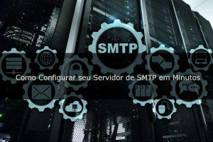 Criar Servidor SMTP